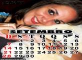 Calendário Setembro 2014