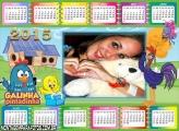 Galo da Galinha 2015 Calendário