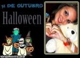31 de Outubro dia Halloween