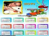 Calendário Carnaval 2014