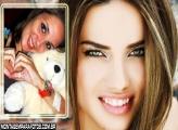 Moldura Modelo Adriana Lima
