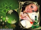 Moldura Feliz Natal a Todos