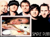 Moldura Banda Simple Plan