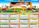 Calendário Pateta e Donald 2013