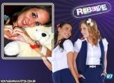 Moldura Meninas Rebelde