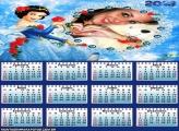 Calendário Branca de Neve 2013