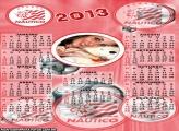 Calendário Náutico 2013
