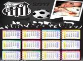 Calendário 2017 do Santos Time de Futebol