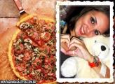 Moldura Pizza de Calabresa
