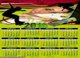 Calendário Skatista 2016 Sk8