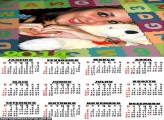 Calendário 2014 Tapete Infantil