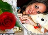 Rosa Vermelha e Pérolas