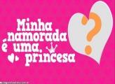 Minha Namorada é Uma Princesa Coração