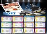 Calendário 2017 DeeJay Music