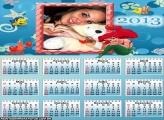 Calendário Ariel 2013