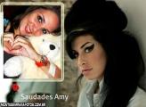 Moldura Saudades Amy