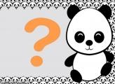 Moldura Panda
