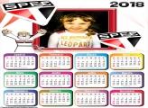 Calendário 2018 Torcedor São Paulino