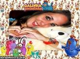 Personagens Galinha Pintadinha