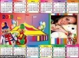 Calendário Patati Patata 2013