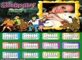 Calendário 2014 Scooby Doo