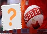Moldura Bola Rússia da Adidas