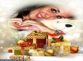 FotoMoldura Presentes de Natal