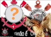 Moldura Corinthians Gavião