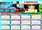 Calendário 2018 Trenzinho Thomas e Amigos