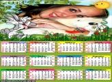 Calendário Pernalonga 2013