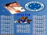 Calendário Cruzeiro 2013