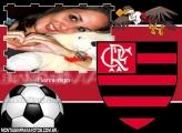 Moldura Flamengo Futebol Clube