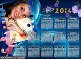 Calendário Leitão 2014