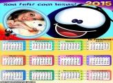 Calendário 2015 Smilinguido