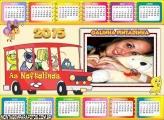 Calendário 2015 As Nafitalinas