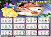 Calendário da Branca de Neve dos Sete Anões 2016