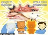 Quarteto Fantástico Hello Kitty