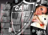 Calendário Atlético Mineiro 2013