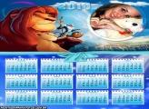Calendário 2014 Rei Leão Filme