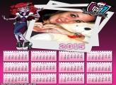Calendário 2015 Operreta