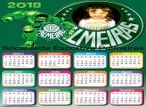 Calendário 2018 Palmeiras Hulk