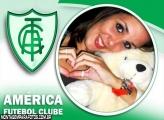 Moldura Time América Futebol