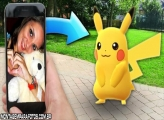 Moldura Pokémon GO