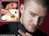 Moldura Justin Timberlake