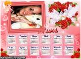 Calendário do Amor 2014