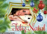 Desenho Feliz Natal Árvore Natalina