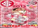 Calendário Internacional 2013