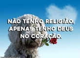 Não Tenho Religião