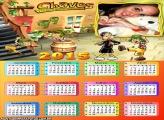 Calendário 2015 do Chaves