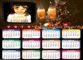Foto Calendário 2018 Ano Novo
